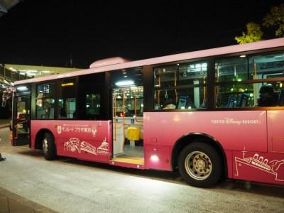サンルートプラザ東京のバス
