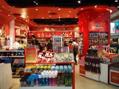 香港国際空港 第2ターミナル ディズニーストア