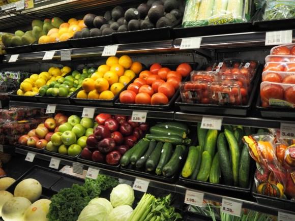 アイランドカントリーマーケット 野菜