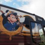 DCL シャトルバス ミッキー