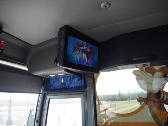 DCL シャトルバス ビデオ