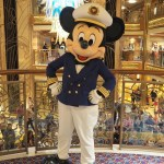 DCL キャプテンミッキー