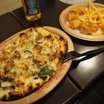 WDW グランドフロリディアン ギャスパリラ・アイランド・グリル ピザ
