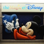 the Magic of Disney オーランド空港
