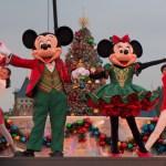 ミッキー&フレンズ・クリスマスタイム・ボール ミッキー&ミニー