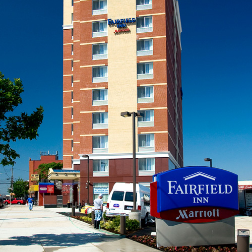 Queens York Fresh Meadows Fairfield New Inn