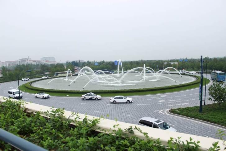 上海ディズニーリゾート内は想像以上に広大です