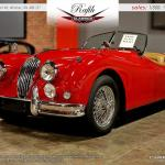 1956 Jaguar Xk Xk 140 3 4 Roadster Windsor