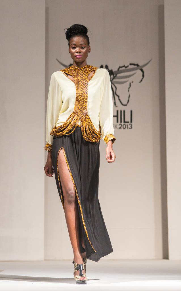 NaKadhalika- Day 1- Swahili Fashion Week 2013