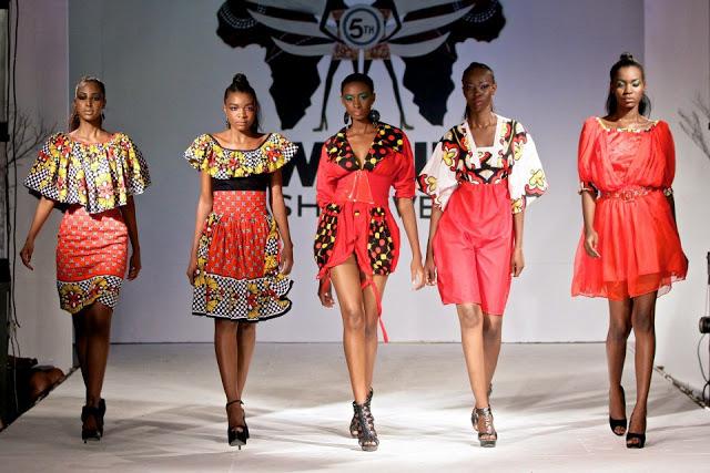 Swahili Fashion Week 2012