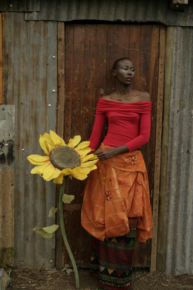 Photographer: Joseph Hunwick Stylist: Lara Ubago Model: Emily Njoki