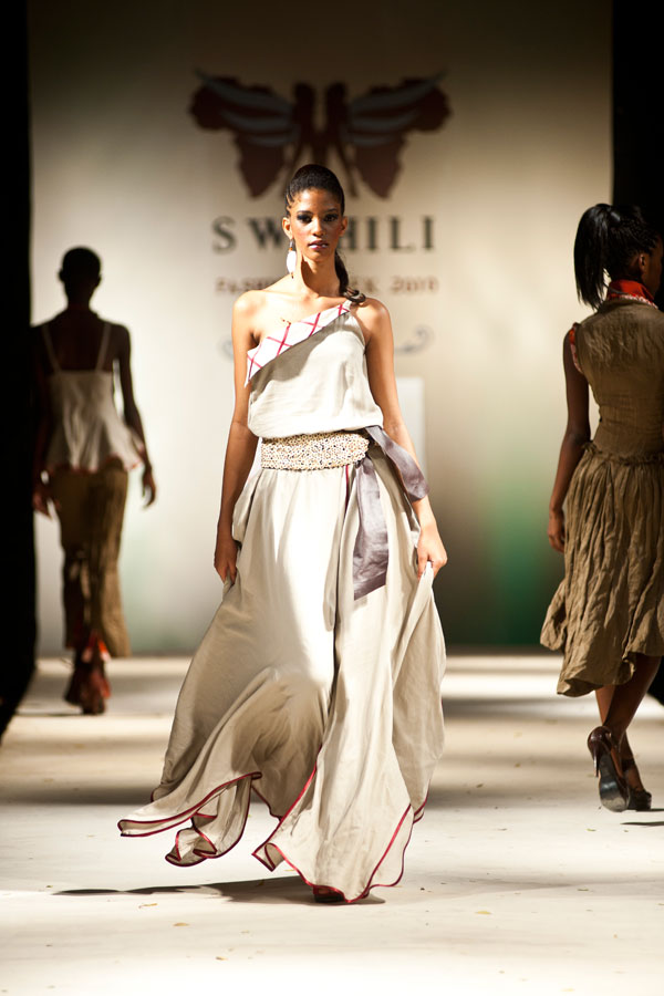 Kooroo at Swahili Fashion Week