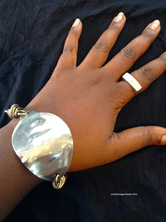 Zanji Art with Njee Muturi - Wearable art from forks and knives?