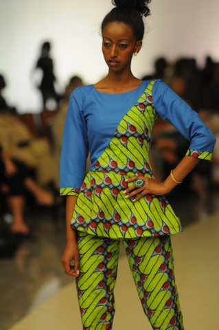 Hub of Africa Fashion Week 2012 Addis Ababa