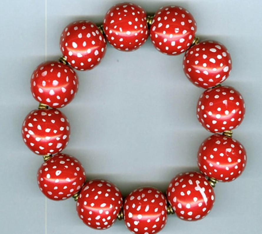 (c)Kazuri Beads- Kenya