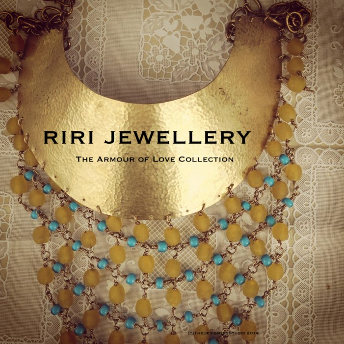 """We want you to be noticed"" meet Ivy Chege from Riri Jewellery. The Designers Studio Kenya"