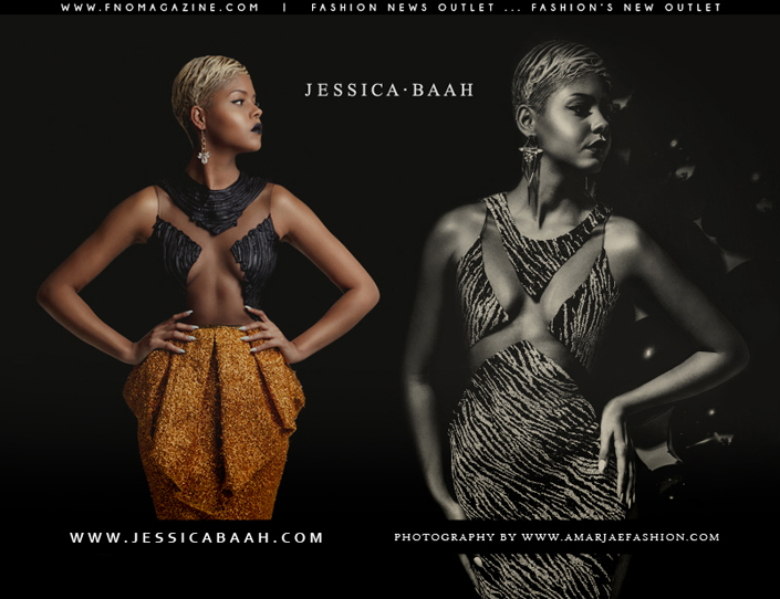 "Jessica Baah: Africa Feature Ghana ""Pieces you didn't even know you needed until you see them"""