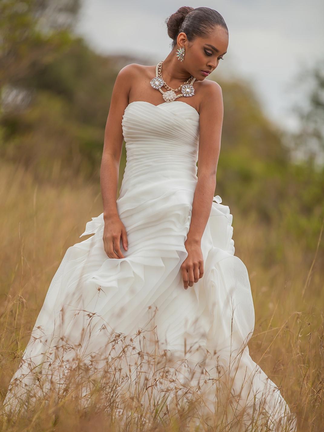 Wambui Mukenyi's Bridal Collection 2014