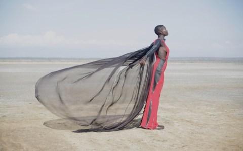 Ajuma Nasenyana as Ajuma in 'To Catch A Dream'