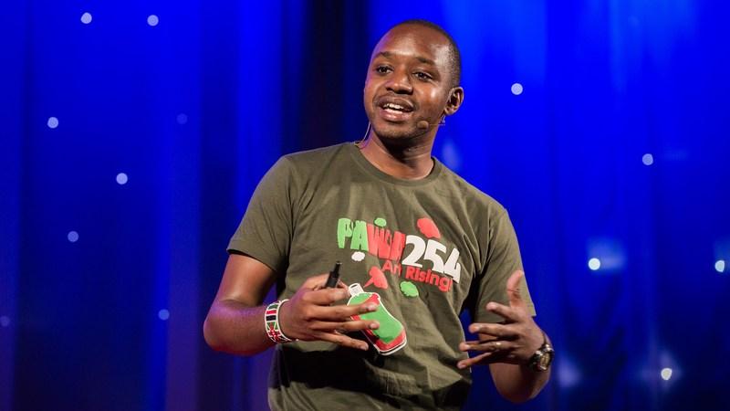 The Day I Stood Alone - Boniface Mwangi TED Talk (c)TEDGlobal