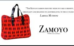 More curiosity, originality and boldness in the fashion industry, Larissa Muthoni, Zamoyo Part II #TDSCity2CoastSeries