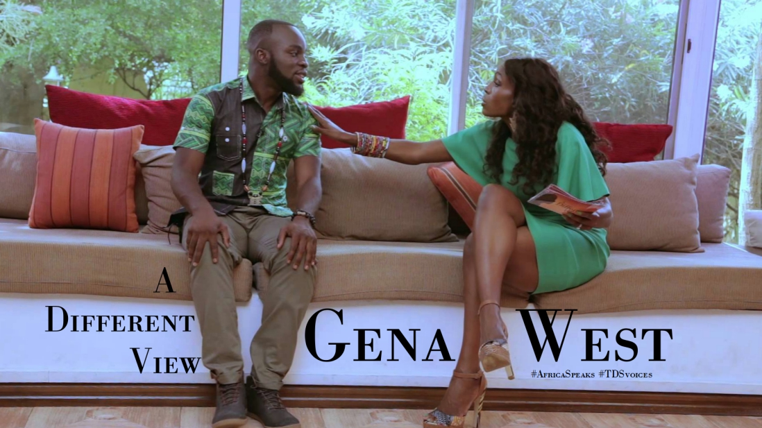 "Depicting Africa in a positive light: Gena West's ""A Different View"""
