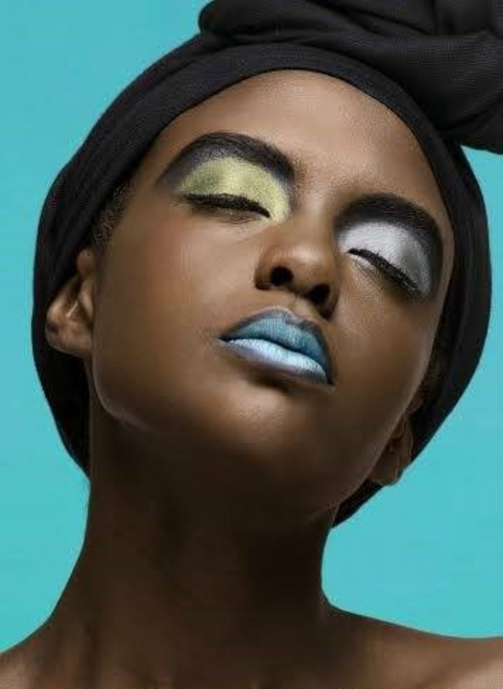 Breaking into the makeup industry: Kavengi Kitonga II #MakeUpArtist #TDSvoices
