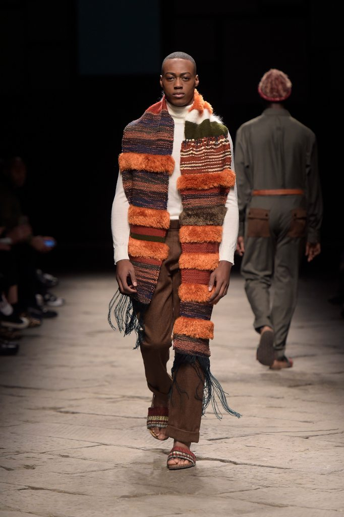 Lukhanyo Mdingi x Nicholas Coutts Look 10 Generation Africa © Giovanni Giannoni