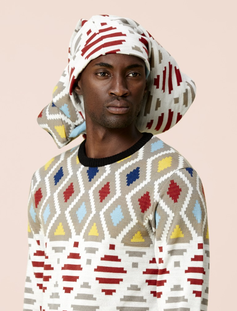 "MaXhosa by Laduma – ""My Heritage, My Inheritance"" –Africa Feature The Designers Studio Photos subject to copyright and courtesy of ©Laduma Ngxokolo"