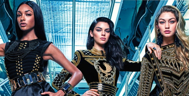 [Image: Courtesy of Balmain]