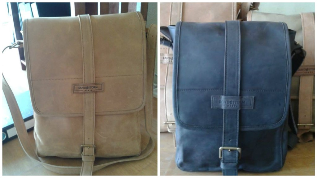 The James Moore Messenger Bag [Image: Courtesy of Sandstorm Kenya]