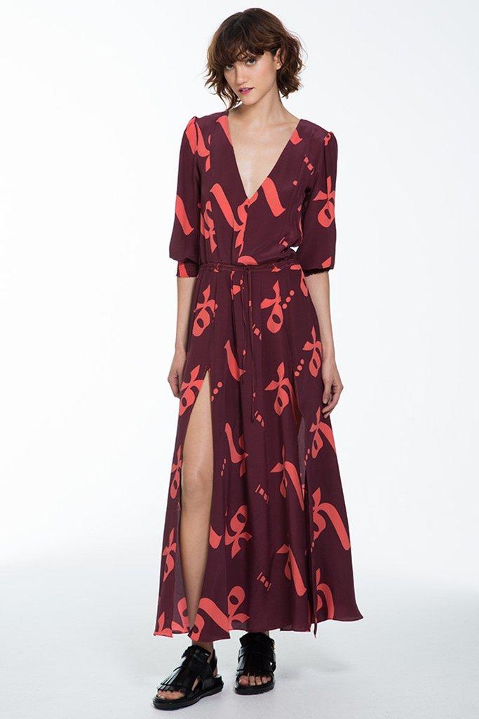 Adia long dress [Image: Courtesy of lemlem]