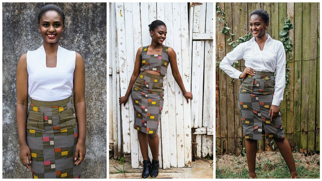Jeshi Skirt [Images: Courtesy of Mambo Pambo / Brian Siambi]