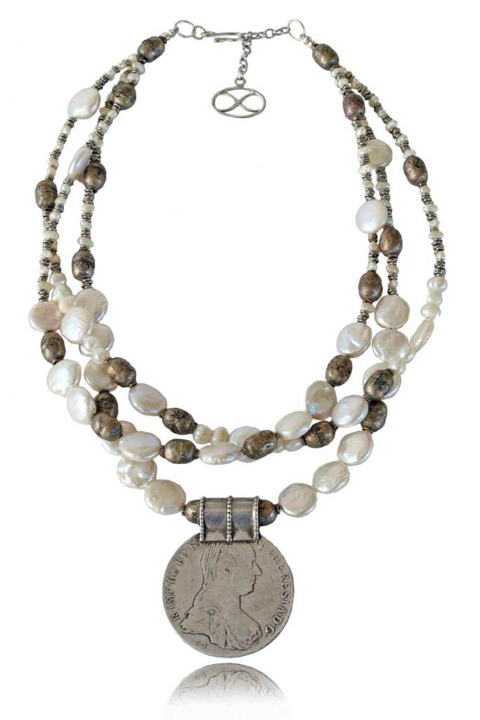 Lulu Necklace [Image: Courtesy of Shikhazuri]