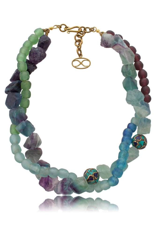Petronia Necklace [Image: Courtesy of Shikhazuri]