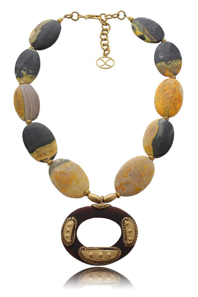 Teranika Necklace [Image: Courtesy of Shikhazuri]