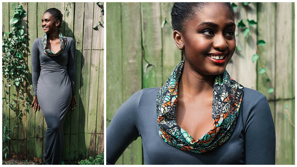 Tatu Jersey Dress [Images: Courtesy of Mambo Pambo / Brian Siambi]