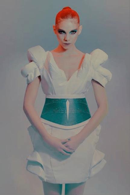 Morph Dress [Image: Courtesy of Rainbow Winters]