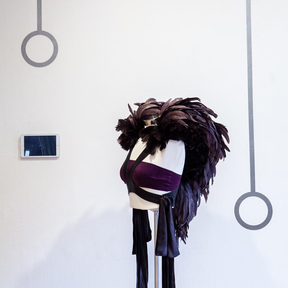 Shrug [Image: Daniel Terna / Rebecca Pailes]