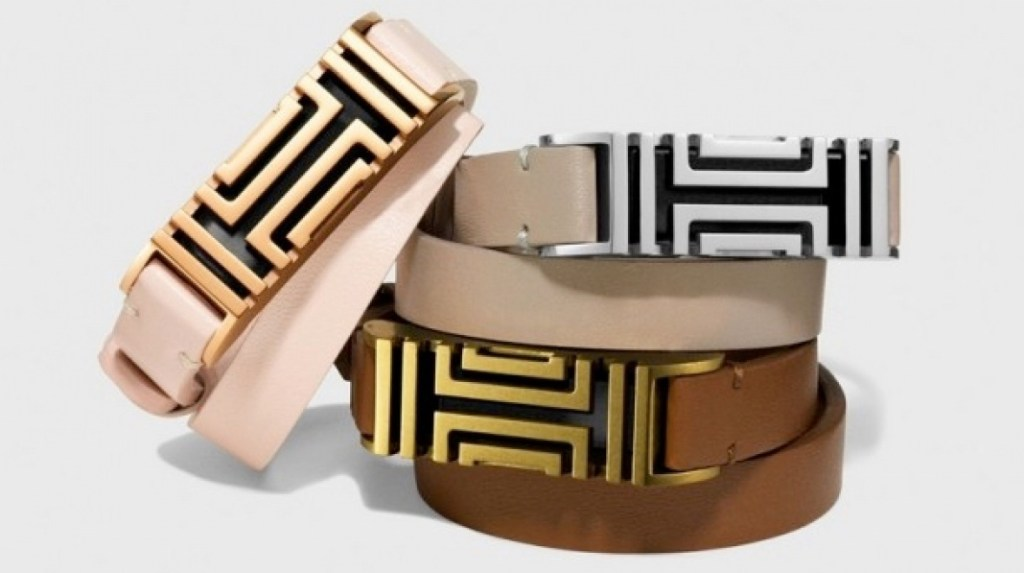 [Image: Courtesy of Tory Burch x Fitbit ]