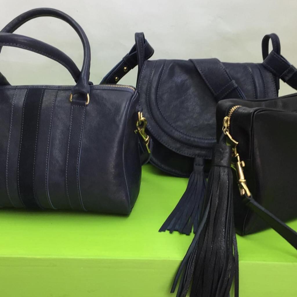 Sneak Peak at the Veg-Tanned Leather Bags [Image: Bush Princess]