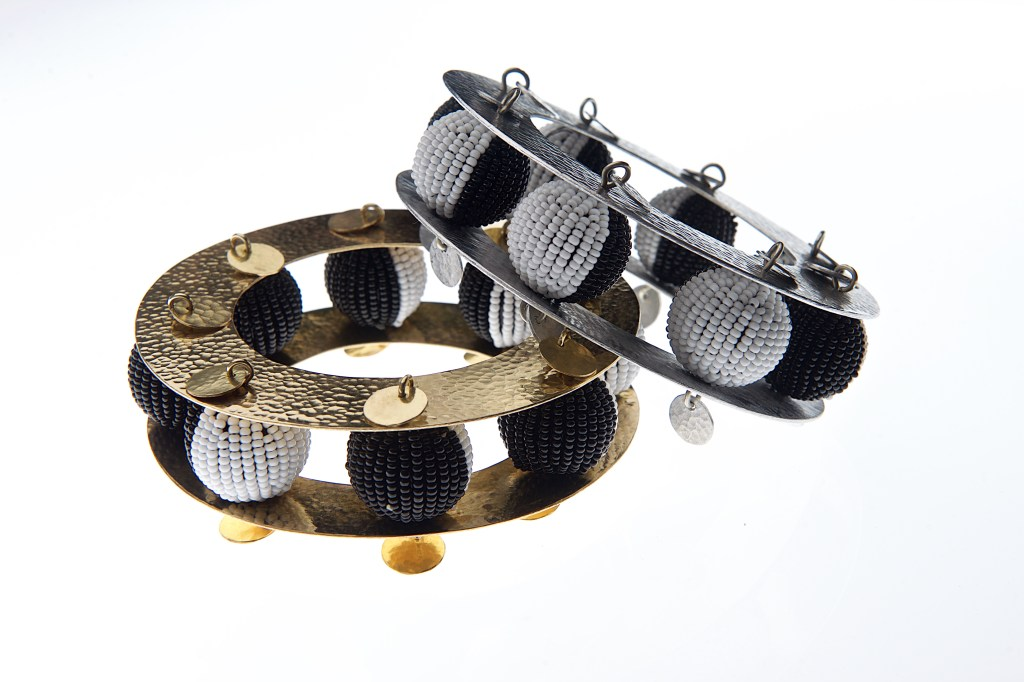 New African Avantgarde Collection Cuffs [Image: Barbara Minishi Photography]
