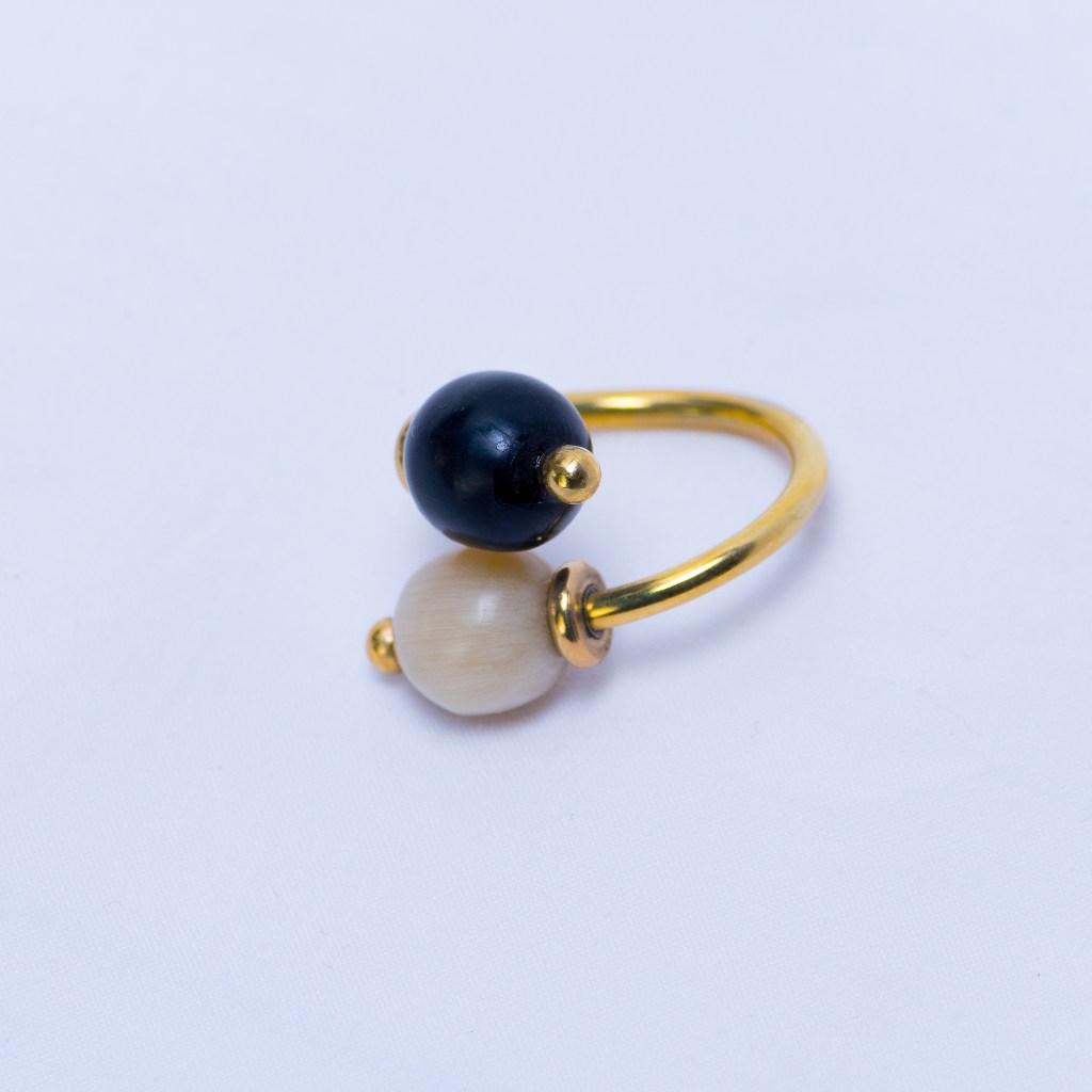 Alpha & Omega Ring [Image: Courtesy of Urban Artefacts]