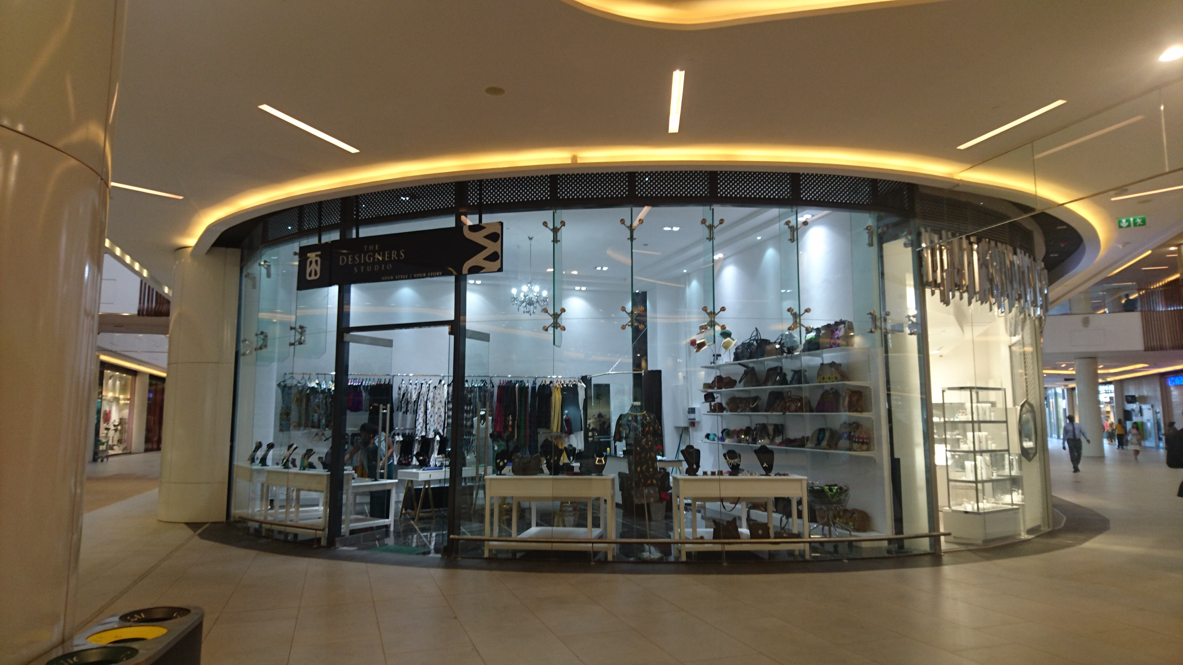 The Designers Studio Store at Two Rivers Mall - Kenya