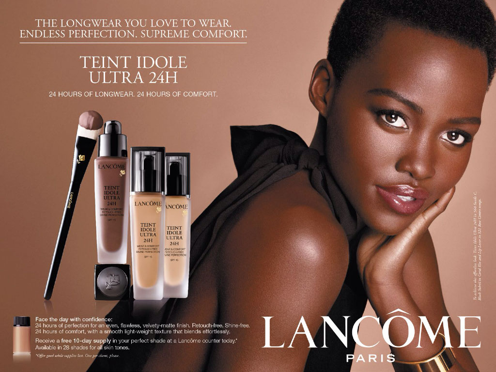 Lupita-Nyongo-Lancome-Campaign-Tom-Lorenzo- Source StreamAfrica