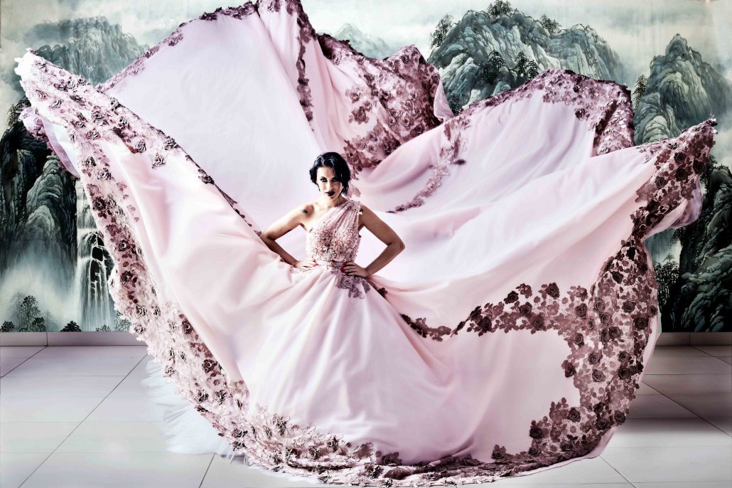 Gert Johan Coetzee South African Fashion Designer To The Stars