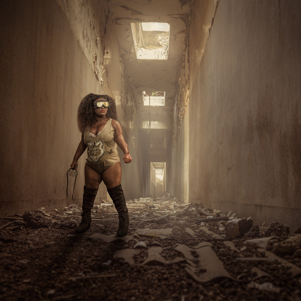 Concept / Photography / Osborne Macharia Props + Styling + Production / Kevin Abraham MAU + Special Effects / Sheetal Patel Hair Stylist / Richard Kinyua Designer / Hannah Wanjiru Illustrator / Jeffrey Onyango 1st Assistant / Victor Ndalo 2nd Assistant / Sarah Marie Videographer / Jose Muigai Videographer's Assistant / Murage Masolia Character Story / Morris Owahh