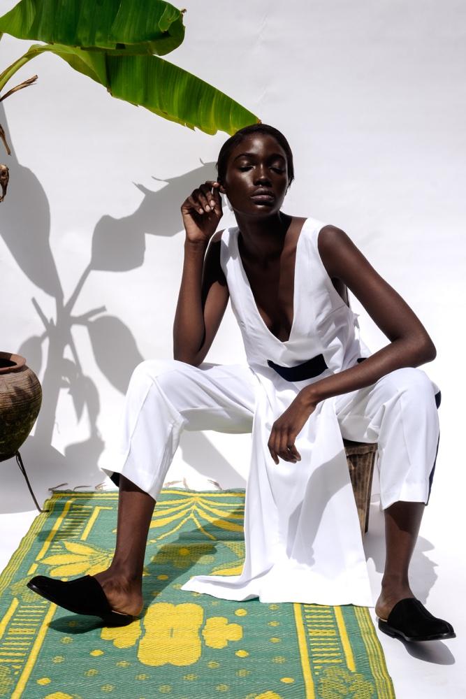 ABIOLA A. OLUSOLA: Effortless Contemporary Fashion Made In Nigeria