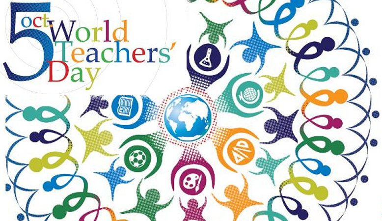 Happy Teachers' Day India!