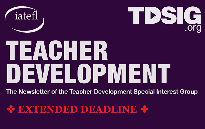 Deadline for TDSIG December Newsletter contributions extended!
